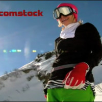Roxy US Snowboard Team: Erin Comstock