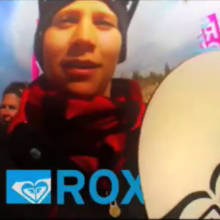 Roxy US Snowboard Team: Kjersti Buaas