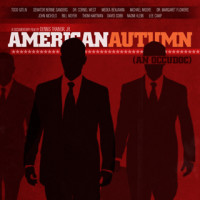 Documentary Film, American Autumn: Poster