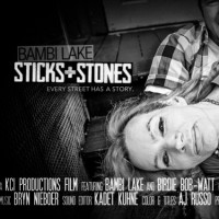 Documentary Short, Sticks & Stones: Color, Graphics, and Poster