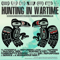 Documentary Film, Hunting in Wartime: Posters & DVD Case